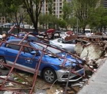 Tufão Lekima deixa 18 mortos e 16 desaparecidos na China