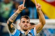 Com gol de Vizeu, Grêmio domina e vence o Atlético-MG na Arena