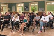 Elenco da 'Escolinha' fala sobre desafios da quinta temporada e revela novidades